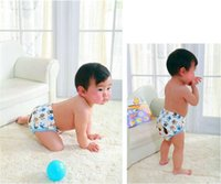 Wholesale Diaper Cloth Diaper Cloth Diapers Baby Diapers Baby Infant Cartoon Cloth Diapers Reusable Washable Leakproof Nappy Diaper