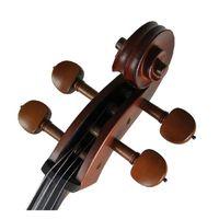 Wholesale FineLegend handmade Cello for children brands violincello Musical Instruments Solid wood Zizyphus Jujuba cello bow rosin