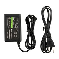 Wholesale New Home Wall Charger AC Adapter Power Supply Cord Carregador Para EU Plug for PSP
