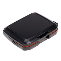 Wholesale 2 in Portable HDD Enclosure Hard Disk Drive Rugged Case Bag Dust Water Shock Resistant Design for WD C2064