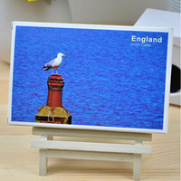 best scenery - Set Vintage Postcards With England Geography and scenery Best wishes for Friends Greeting Cards Gifts Cards