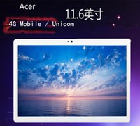 Wholesale 11 quot Tablet pc Eight core phone calls g HD quad core Android HD inch tablet mobile Unicom calls