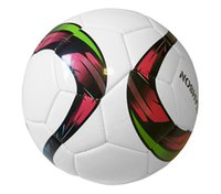 Wholesale 11 regular competition PU soccer ball new football A Non slip type football