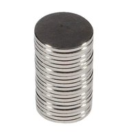 Wholesale Newest Hot Sale Super Strong Round Rare Earth Neodymium RE Magnets mm x mm Art Craft Fridge High Quality