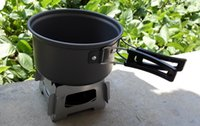 Wholesale Small alcohol stove outdoor folding stove solid alcohol stove liquid alcohol stove