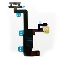 Wholesale Original New Good Switch On Off Ribbon For Iphone inch Power Button Flex Cable Proximity Light Sensor Flex Cable for iphone wu