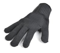 Wholesale Protective Gloves Cut Resistant Anti Abrasion Safety Cut Resistant Level Gloves DHL Free