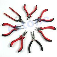 beading crimping tool - E79 PC Pro Bead Crimping Crimper Pliers Beading Jewelry DIY Craft Design Repair Tools
