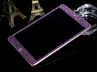 Wholesale Glitter Bling Diamond stone shiny Skin Front back sides Full boday sticker Stickers For Ipad Mini mini2 mini3 Air Air2