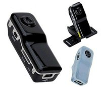 Wholesale New Mini DV Spy Hidden Camera Digital Video Recorder Camcorder Webcam DVR MD80 Car DVR aa