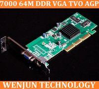 ati agp cards - Brand New Sapphire ATI Radeon M DDR VGA TVO AGP Graphic card in stock order lt no track