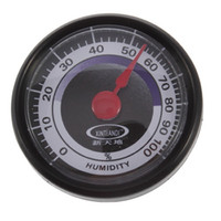 Wholesale New Accurate Durable Portable Mini Power Free Indoor Outdoor Humidity Hygrometer Hot Worldwide