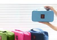 Wholesale Underwear Storage Bag Multifunctional Portable Travel Storage Bag Bra Panties Sorting Bags