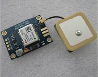 band saw - 5PCS UBLOX Micro GPSV5 NEO M8N GPS Module GNSS HMC5983 SAW LNA Triple Band Antenna ANT