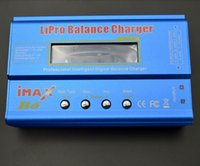 Wholesale Diy aircraft charger imax b6 balanced charger lipo balance charger for drone quadcopter airplane diy electronics