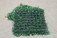 artificial grass mat - 50pc New cheap artificial turf Artificial plastic boxwood grass mat cm cm