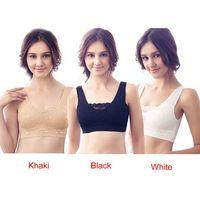 best no wire bra - w1027 Best seller Women Comfortable Lace No Wire Rims Sleep Bra Underwear Prevent Exposed