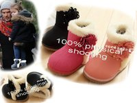 Snow Boots baby shoes stock - 9 off Free gift Winter boots Flowers Baby cotton boots Infant snow shoes brand shoes in stock DROP SHIPPING hot sale on sale pairs