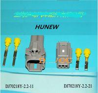 Wholesale 2 holes waterproof connector DJ70218Y Automotive Connectors