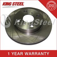 Wholesale Front Brake disc for toyota corolla OEM With Quality Control