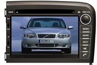 car dvd player gps and bluetooth - special inch DIN touch screen CAR DVD PLAYER WITH GPS and radio tuner FOR VOLVO S80