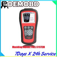 For BMW airbags scan tool - Genuine Autel MD802 for System Scanner md Car Diagnostic Multi Functional Scan Tool MD so Promising