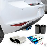 Wholesale Volkswagen Golf Golf T dedicated modified exhaust tail pipe muffler tail pipe decorative