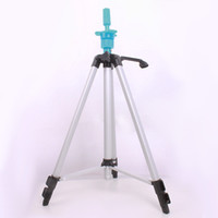wig stand - Teaching Head Tripod Hair Training Mannequin Head Holders Hairdressing Doll Head Wig Stand Hair Dummy Practice Learning Heads Tripod Clamp