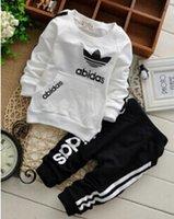 100 % cotton t shirts - 2015 new summer children clothing set baby set cotton short sleeve t shirt pants suit kids clothes children clothing