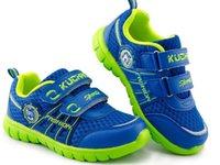 Wholesale HOT sale spring boys shoes girls shoes summer breathable gauze child sport shoes running shoes kilen