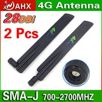 Wholesale 2PCS LTE G Antenna G wireless router aerial full high gain antenna super receiver