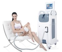 CE diode laser - Painless nm diode laser hair removal machine Laser Beauty Equipment W Shots