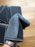 car wash sponge - 5pcs Car Polish Mitt Atuo Detailing Clay Glove Magic Clay Mitt Car Care Clay Bar Gloves