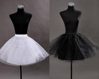 ballet outfits - 2016 factory price of a short section of boneless panniers white black organza tutu ballet maid outfit pannier dress HY00133
