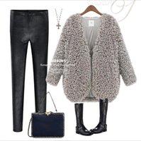 Cheap Women Wool Coat Best Lady Warm Jacket
