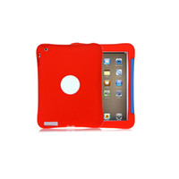 Wholesale Foldable Frame Cover Tablet PC Cases Anti knock Anti dust Tablet PC Shell Colors Blister Bag Package Tablet PC Covers