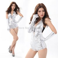 adult dance outfits - w1022 Sexy Costume Adult Women Hot Stamping Sexy Teddy Lingerie Hot Erotic Underwear Pole Dance Night Club Wear Sexy Outfit P06 FP