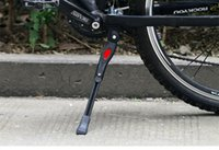 Wholesale Bicycle Kickstand Mountain Bike Rear Alxe Mount Aluminum Alloy Cycling Middle Kickstand