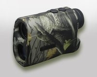 Wholesale 2015 New Hunting x24 Laser Range Speed finders hunting rangefinder range finder hunting M