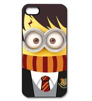 appel phone - harry potter minion phone cases for APPEL IIPHONE S