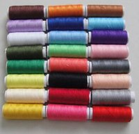Wholesale Household sewing thread hand manual coil Spell wiring color