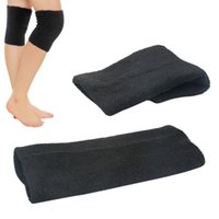 arthritis support gloves - Original Winter Knee Support Elastic Arthritis Cycling Bike Knee Warmers Wrap Black for CE certification