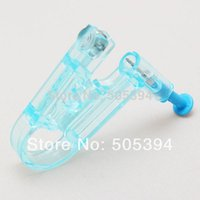Wholesale Disposable Safety Ear Piercing Gun Unit Tool With Ear Stud