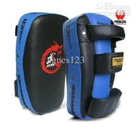 Wholesale Wulong Boxing Sanda fighting Muay Thai Focus pad foot target Boxing pads TOPSALE