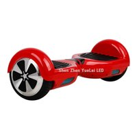 Wholesale hoverboard self balancing scooter swegway wheel electric standing scooter io hawk skateboard balance scooters airboard drift monorover