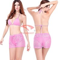 Wholesale Sexy Swimwear Women Shorts New Swimsuits Beach Board Shorts Fashion Breathable Ladies Short Pants