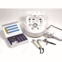 Wholesale Multifunctional in Microdermabrasion with Diamond Dermabrasion and Ultrasonic and Hot Cold Hammer with CE Approved