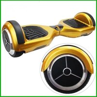 children ride on car - Electric Self Balance Transport Inch Golden Children Balance Car Two Rubber Wheels Ride ons Outdoor Plaything On Line