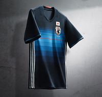 Wholesale New best thai quality japan football shirt japan jersey home Kagawa soccer jerseys