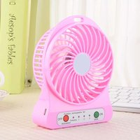 aluminium air battery - Portable Rechargeable Pocket Mini Fan Handheld Travel Blower Air Cooler Pink A190